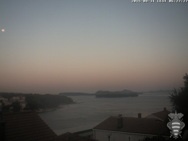 Webcam For The Port Of Dubrovnik