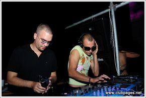 Ultimate Summer Giuza @ hotel Belvedere, Dubrovnik (06.09.2008)