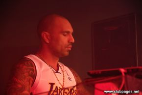 David Morales @ Factory club, Dubrovnik (21.02.2009)